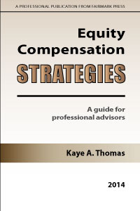 Equity Compensation Strategies book cover